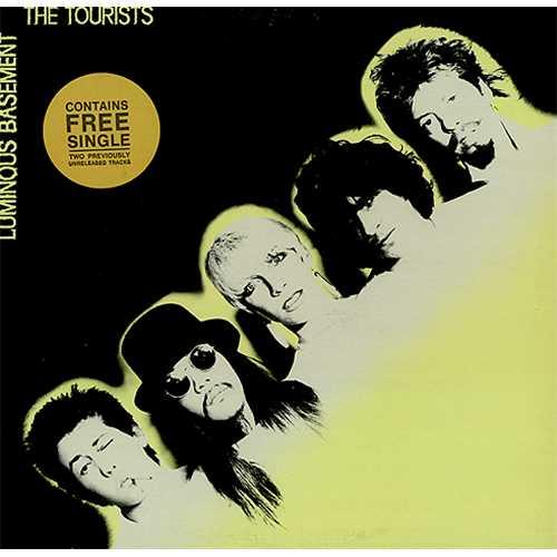 "The Tourists Luminous Basement + 7"" vinyl LP album (LP record) UK TOULPLU89852"