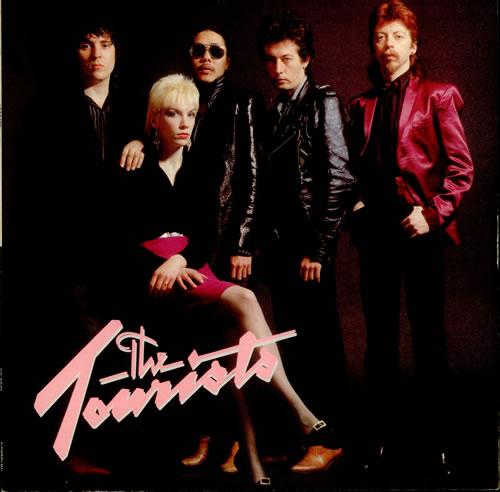 The Tourists The Tourists vinyl LP album (LP record) UK TOULPTH70035