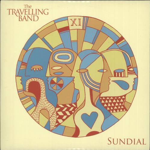 "The Travelling Band Sundial - Fully Autographed 7"" vinyl single (7 inch record) UK ZNM07SU718328"