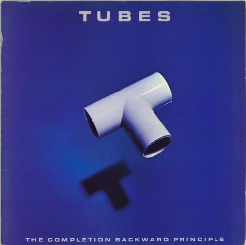 The Tubes The Completion Backward Principle Uk Vinyl Lp