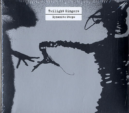 The Twilight Singers Dynamite Steps CD album (CDLP) UK TWHCDDY529486