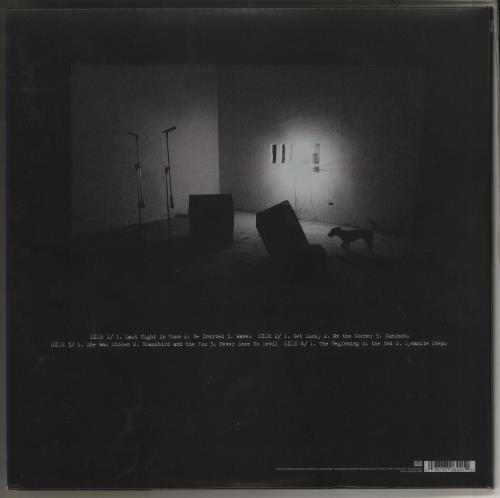 The Twilight Singers Dynamite Steps 2-LP vinyl record set (Double Album) US TWH2LDY529488