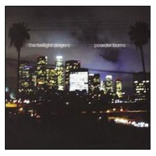 The Twilight Singers Powder Burns vinyl LP album (LP record) UK TWHLPPO438205