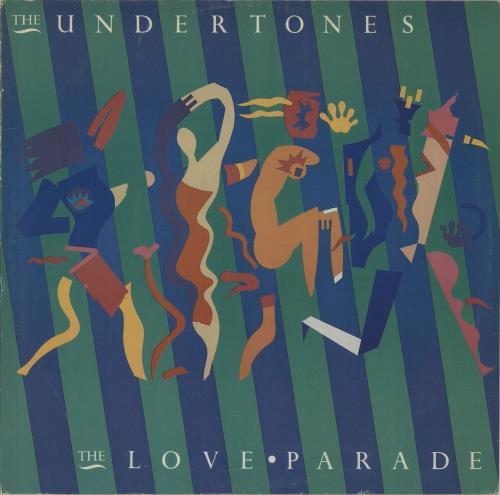 "The Undertones The Love Parade 12"" vinyl single (12 inch record / Maxi-single) UK UDT12TH129162"