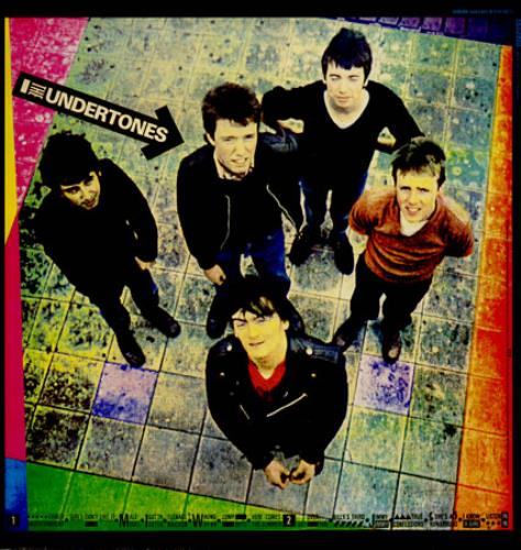 The Undertones The Undertones Uk Vinyl Lp Album Lp Record