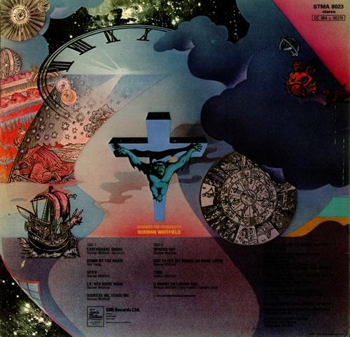 The Undisputed Truth Cosmic Truth Uk Vinyl Lp Album Lp