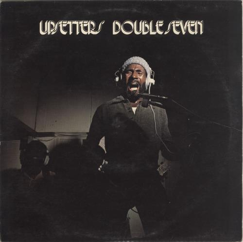 The Upsetters Double Seven vinyl LP album (LP record) UK TB8LPDO705201