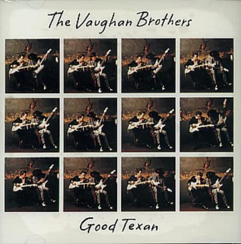 "The Vaughan Brothers Good Texan CD single (CD5 / 5"") US TVBC5GO95000"