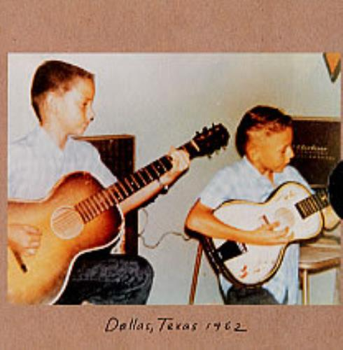 The Vaughan Brothers Their First Album Together CD album (CDLP) US TVBCDTH79735