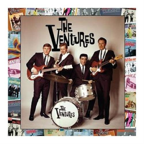 The Ventures The Very Best Of Uk 2 Cd Album Set Double Cd