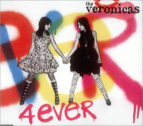 "The Veronicas 4ever CD single (CD5 / 5"") Australian TVCC5EV536309"