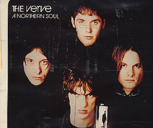 The Verve A Northern Soul CD album (CDLP) UK VVECDAN291015