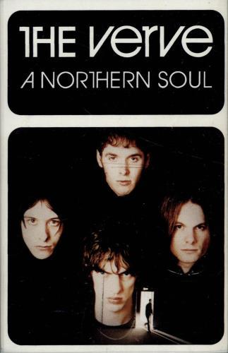 The Verve A Northern Soul cassette album UK VVECLAN702918