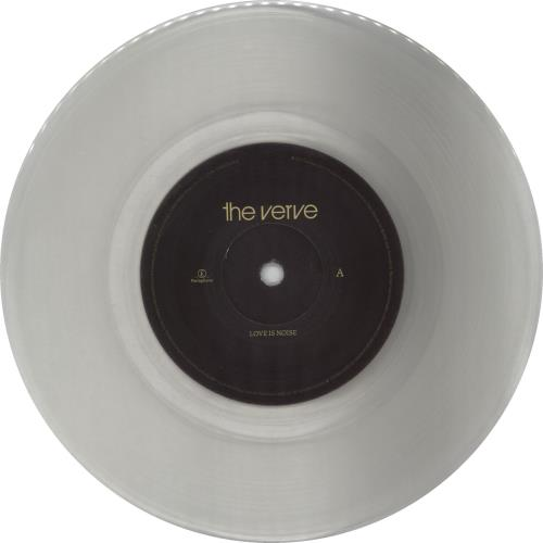 "The Verve Love Is Noise 7"" vinyl single (7 inch record) UK VVE07LO441477"
