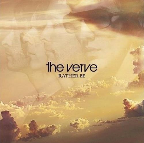 "The Verve Rather Be 7"" vinyl single (7 inch record) UK VVE07RA452796"