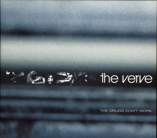 The Verve The Drugs Don't Work 2-CD single set (Double CD single) UK VVE2STH220668