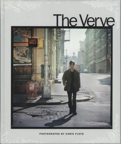 The Verve The Verve: Photographs by Chris Floyd book UK VVEBKTH706471