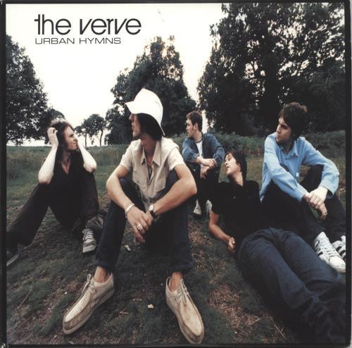 The Verve Urban Hymns - 1st - EX 2-LP vinyl record set (Double Album) UK VVE2LUR694520