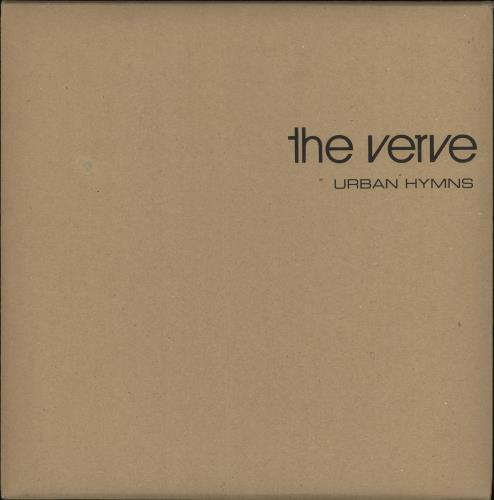 The Verve Urban Hymns - Limited Mailer Sleeve - EX 2-LP vinyl record set (Double Album) UK VVE2LUR729178