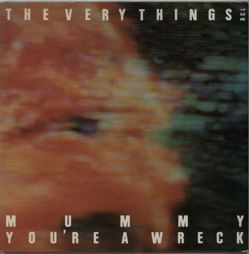 "The Very Things Mummy You're A Wreck 12"" vinyl single (12 inch record / Maxi-single) UK TFV12MU645131"