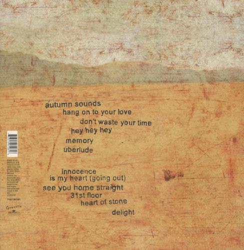 The Vessels The Vessels vinyl LP album (LP record) UK V/ELPTH245687