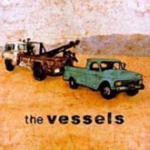 The Vessels Vessels CD album (CDLP) Japanese V/ECDVE246053
