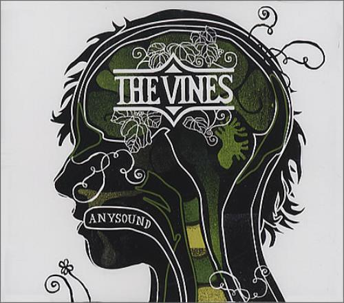 "The Vines Anysound CD single (CD5 / 5"") UK VNEC5AN361261"