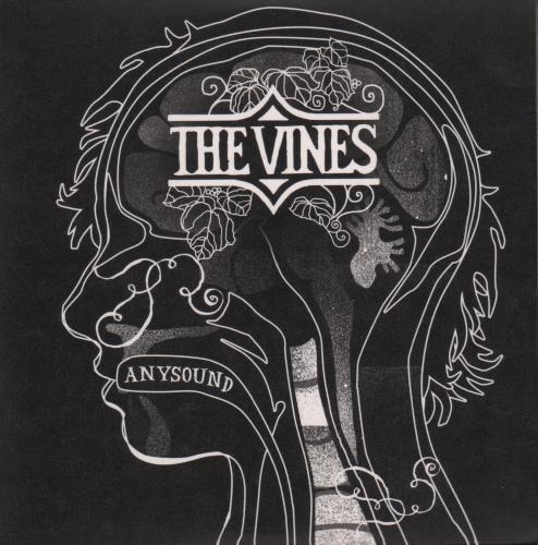 "The Vines Anysound CD single (CD5 / 5"") UK VNEC5AN663629"