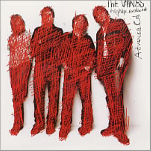 The Vines Highly Evolved CD album (CDLP) US VNECDHI224338