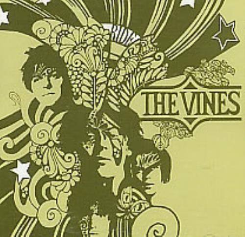 """The Vines Ride CD single (CD5 / 5"""") US VNEC5RI275676"""