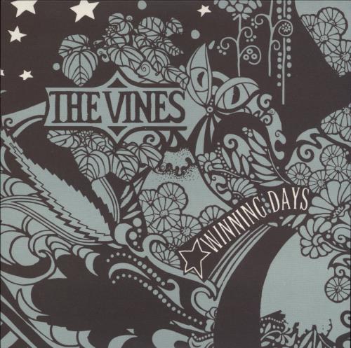 "The Vines Winning Days 7"" vinyl single (7 inch record) UK VNE07WI286549"