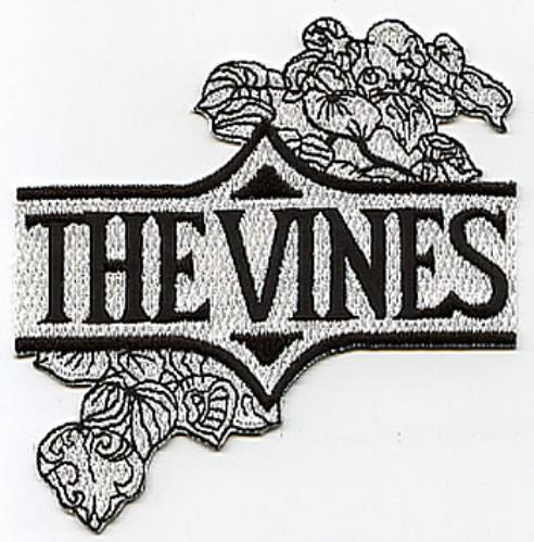 The Vines Winning Days Uk Memorabilia 288486 Iron On Patch