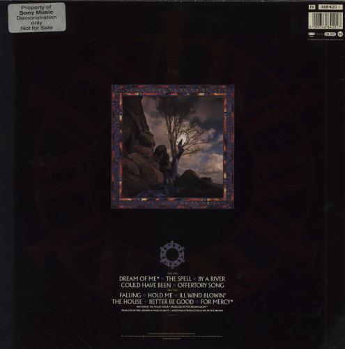 The Violet Hour The Fire Sermon vinyl LP album (LP record) UK U9ELPTH755457
