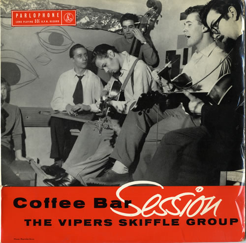 """The Vipers Skiffle Group Coffee Bar Session 10"""" vinyl single (10"""" record) UK U8310CO551895"""