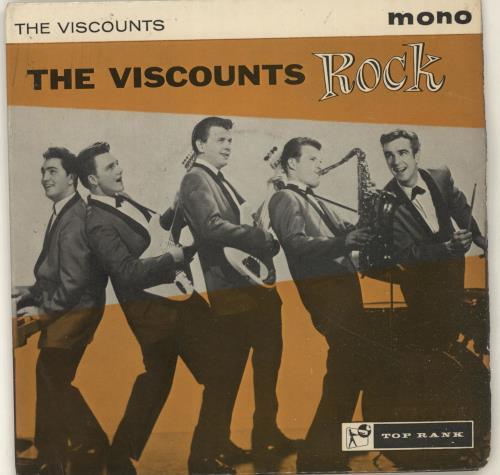 The Viscounts The Viscounts Rock UK 7
