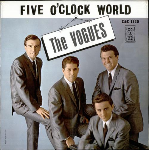 The Vogues Five O'Clock World - Sealed vinyl LP album (LP record) US VOGLPFI510005