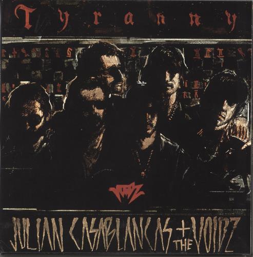 The Voidz Tyranny - Green Vinyl 2-LP vinyl record set (Double Album) US 0SZ2LTY734765