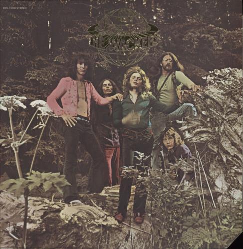 The Wackers Wackering Heights vinyl LP album (LP record) US WCSLPWA697160