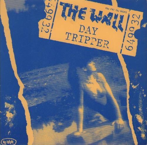 "The Wall Day Tripper 7"" vinyl single (7 inch record) UK UQ-07DA646742"