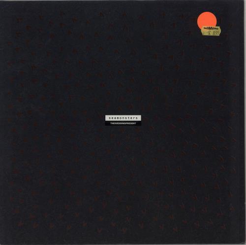 The Wedding Present Seamonsters vinyl LP album (LP record) UK TWPLPSE664540