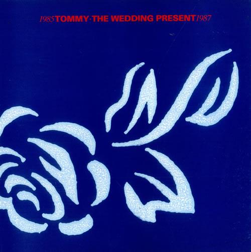 The Wedding Present Tommy 1985-1987 vinyl LP album (LP record) UK TWPLPTO518762