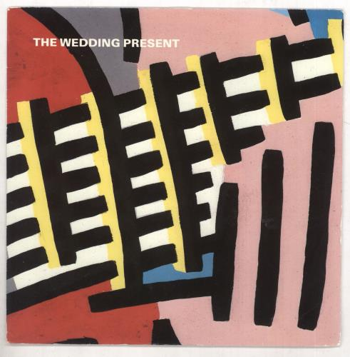 "The Wedding Present You Should Always Keep In Touch With Your Friends 7"" vinyl single (7 inch record) UK TWP07YO737713"