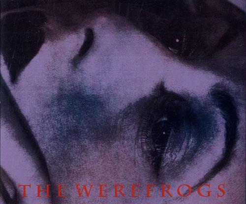 """The Werefrogs Don't Slip Away CD single (CD5 / 5"""") UK UM-C5DO554868"""