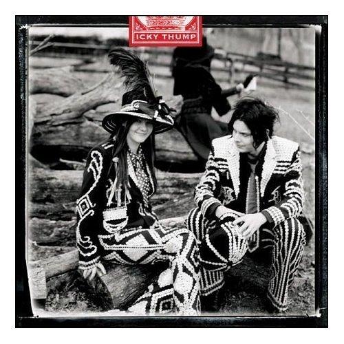 The White Stripes Icky Thump Uk Cd Album Cdlp 404602