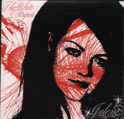 "The White Stripes Jolene - Live Under Blackpool Lights 7"" vinyl single (7 inch record) UK WST07JO660999"