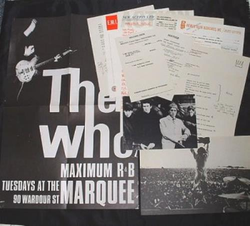 The Who Live At Leeds - Complete - Blue Text - A1/B1 - EX vinyl LP album (LP record) UK WHOLPLI731517