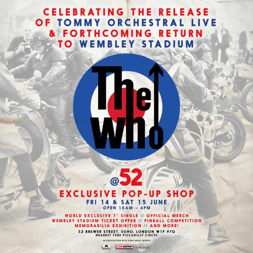"The Who Pinball Wizard - Blue Vinyl - Sealed 7"" vinyl single (7 inch record) UK WHO07PI749454"