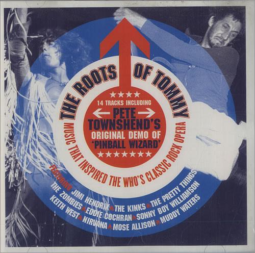 The Who Pinball Wizard - Demo CD album (CDLP) UK WHOCDPI465110
