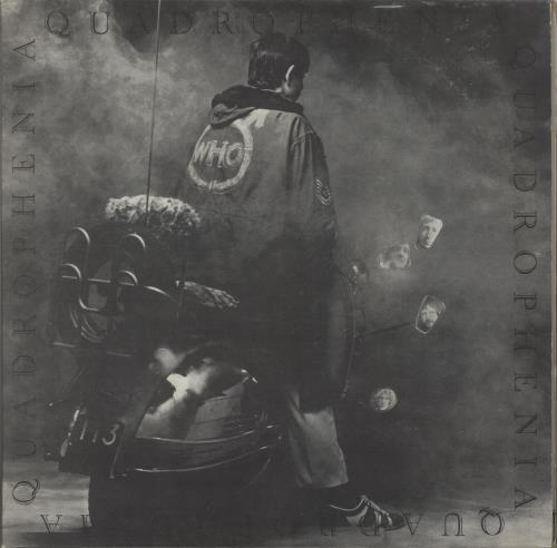 The Who Quadrophenia - EX 2-LP vinyl record set (Double Album) UK WHO2LQU568637