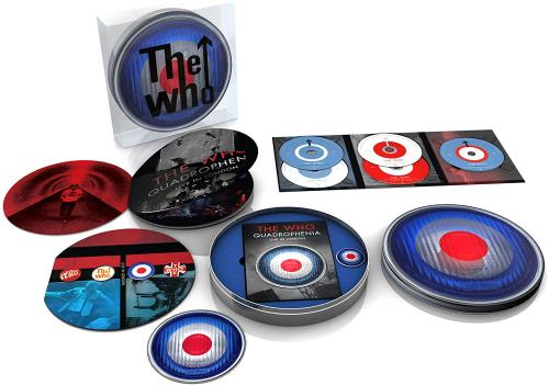 The Who Quadrophenia: Live In London - Sealed box set US WHOBXQU677025